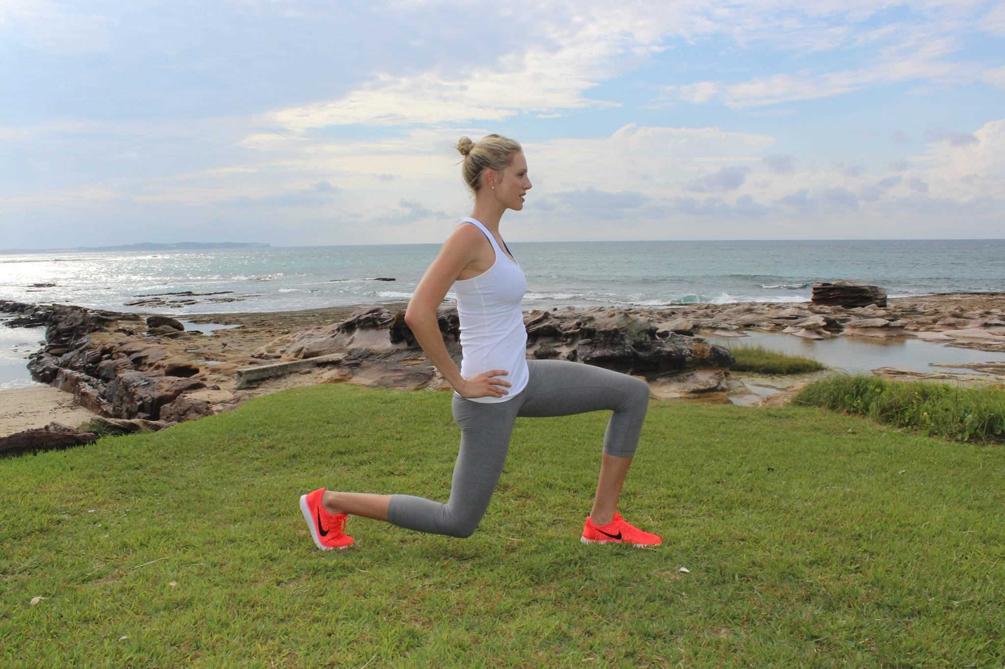 Lunge Pulses