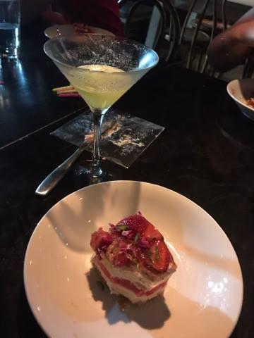 Alphabet Street - Apple Martini
