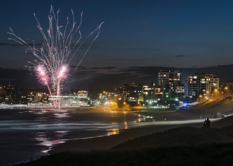 Cronulla Fireworks