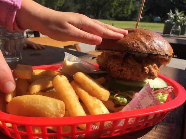 Audley-Burger