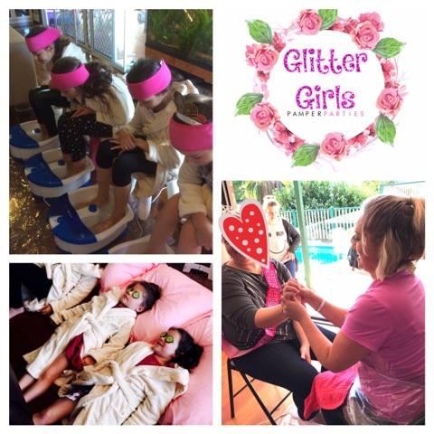 Glitter Girls Pamper Parties