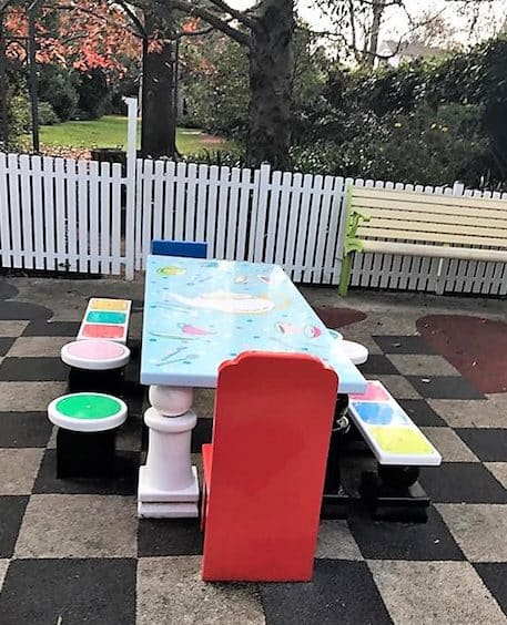 Camellia Gardens_Playground_table