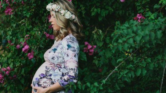 Larissa Pregnant