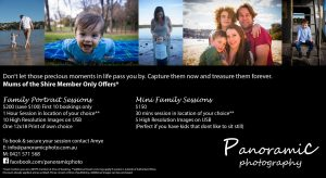 Panoramic Photography Offer