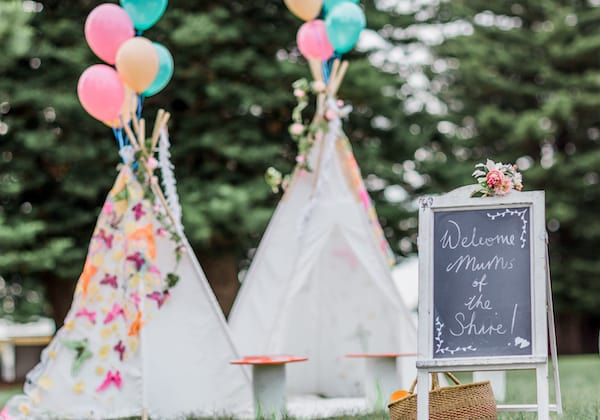 Mums of the Shire Events