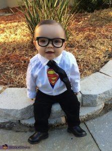 Halloween Costume Clark Kent Superman