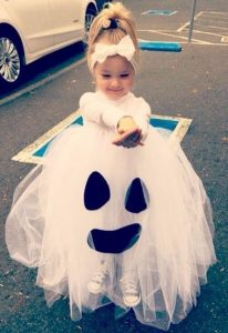 Halloween Costume Gorgeous Ghost