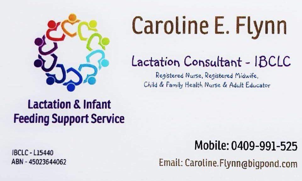 Caroline Flynn IBCLC Lactation, Infant Feeding & Parenting Education