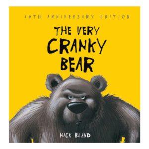 The Very Cranky Bear- Kids Book by Nick Bland