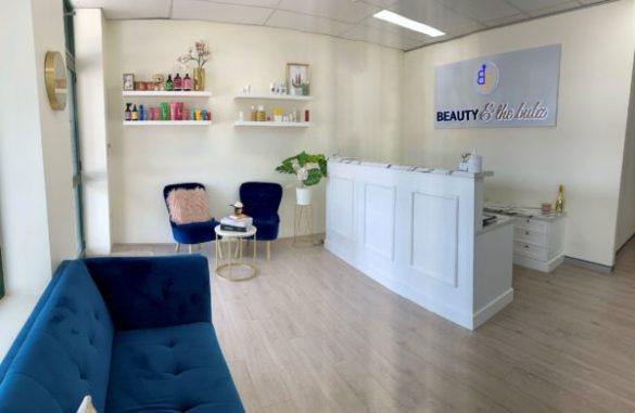 Beauty and the Bubz salon with child-minding