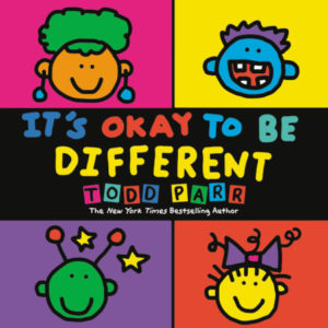 Its ok to be different by todd parr