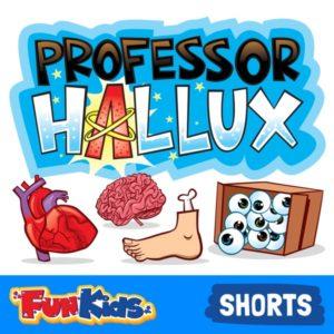 Professor Hallux the human body podcast