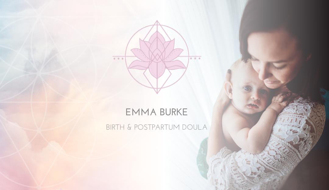Emma Burke · Birth & Postpartum Doula