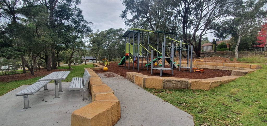 Bonnet Bay Playground - Koolangarra Reserve