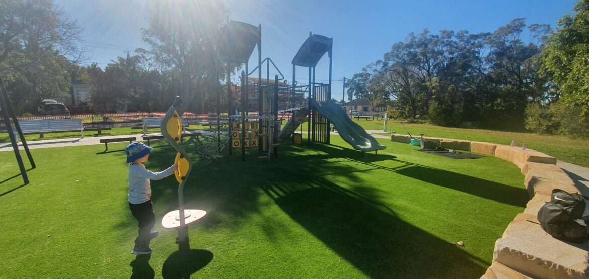 Beauford Avenue Reserve - Caringbah South