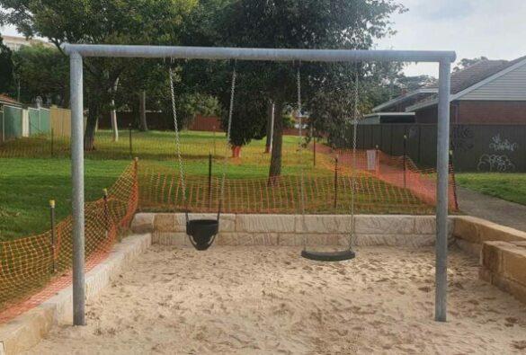 Ascot Place Reserve - Playground in Miranda