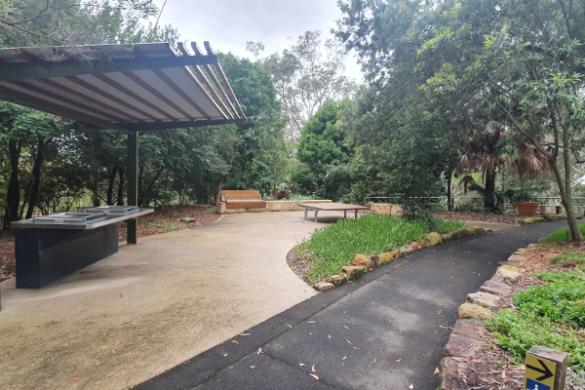 Sir Joseph Banks Reserve Kareela