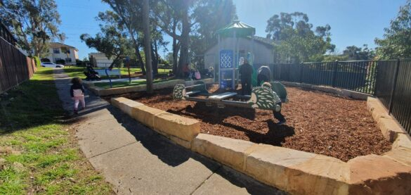 Freya St playground kareela