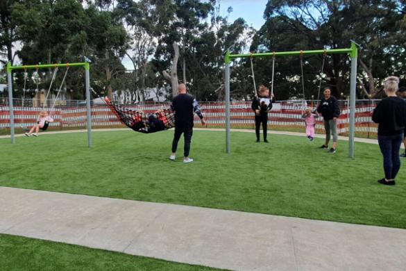 Dianella St Playground Caringbah