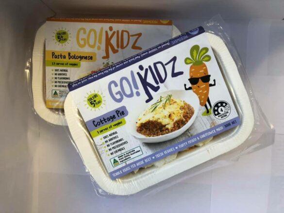 go! Kidz meals