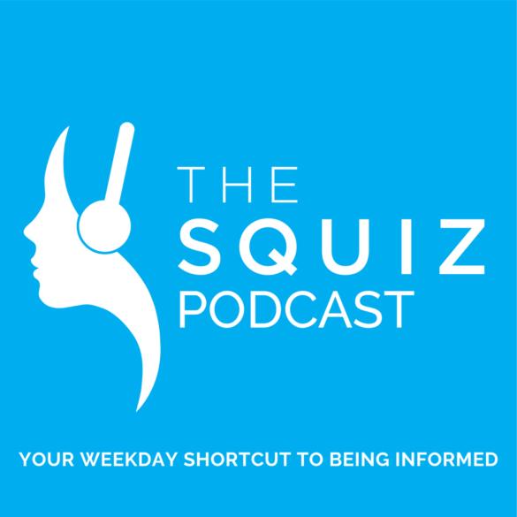 squiz news podcast