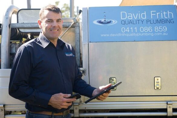 David Frith quality plumbing services