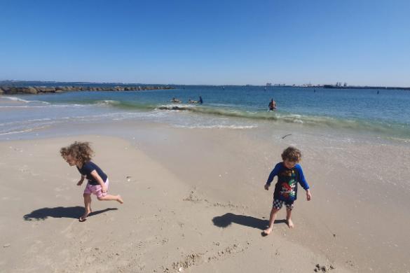 Kurnell Beach