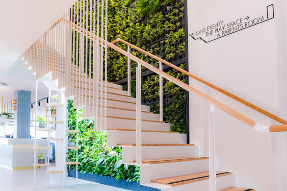 TRadires Caringbah staircase