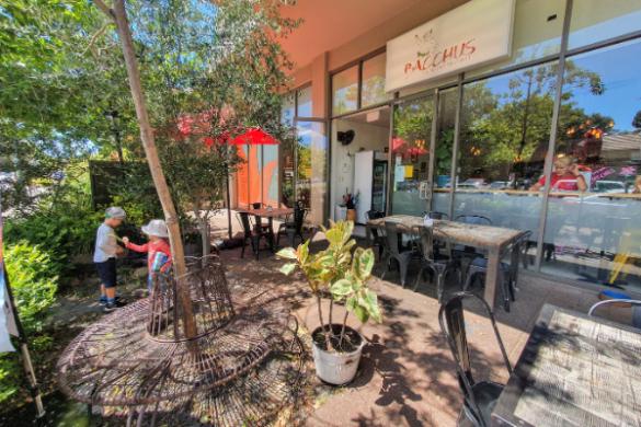 Bacchus cafe Sutherland