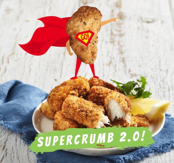 Go! Kidz supercrumb nuggets