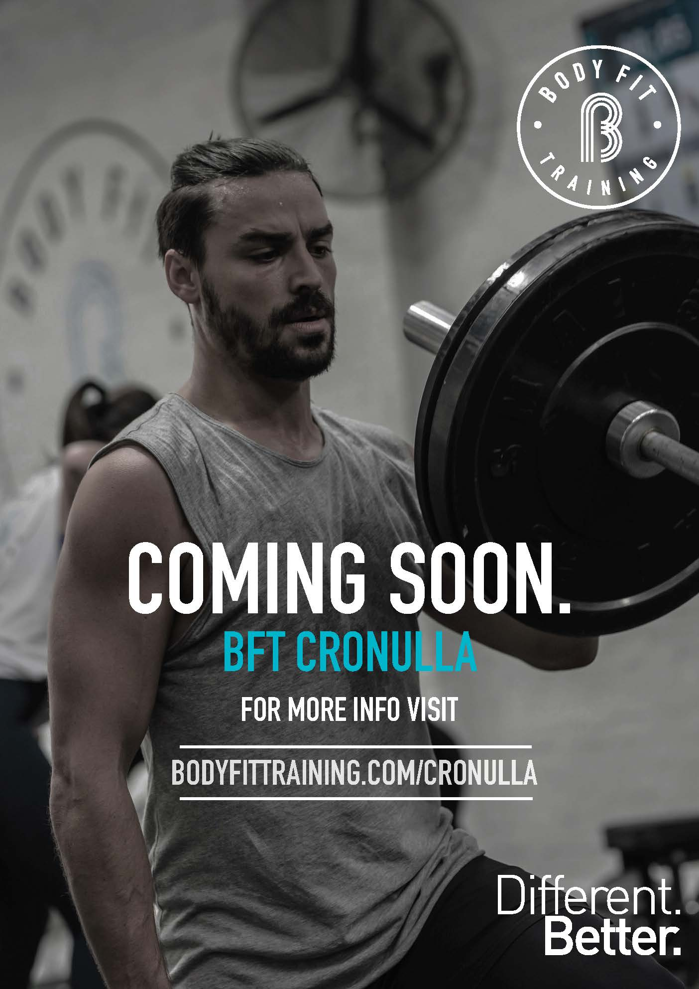 BFT Cronulla- Opening March 21