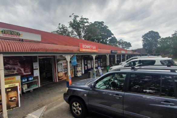 Bonnet Bay shops