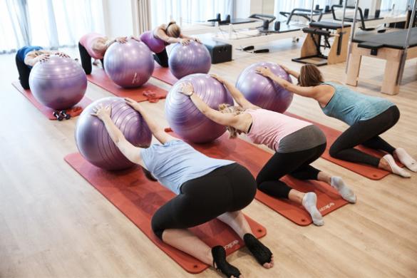 Women in Focus - Pregnancy pilates classes