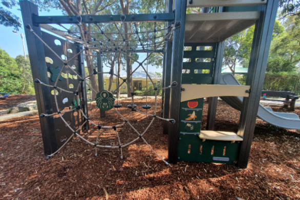 Green Point Reserve, Oyster Bay playground