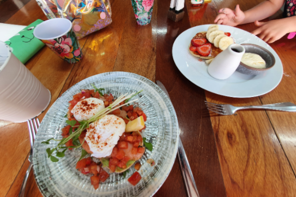 Woronora the boat shed breakfas6