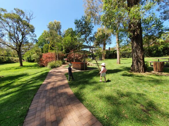 Camellia Gardens