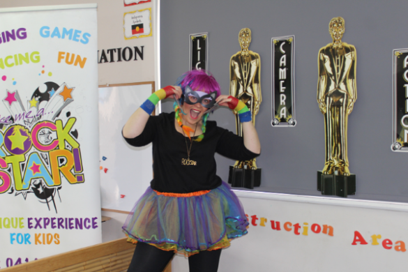 Lauren, CEO at Make Me a Rockstar, Children's Entertainment in the Sutherland Shire