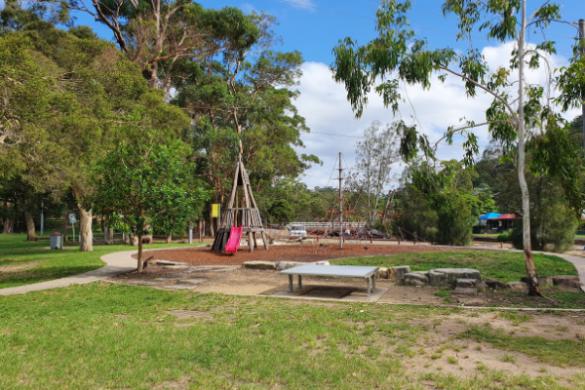 Prince Edward Park playground, Woronora
