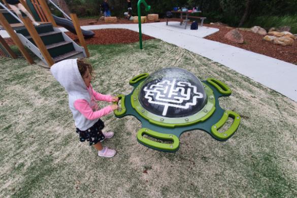 Cassandra Crescent Reserve- Heathcote playground