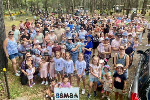 Multiple births - SSMBA Family Day out