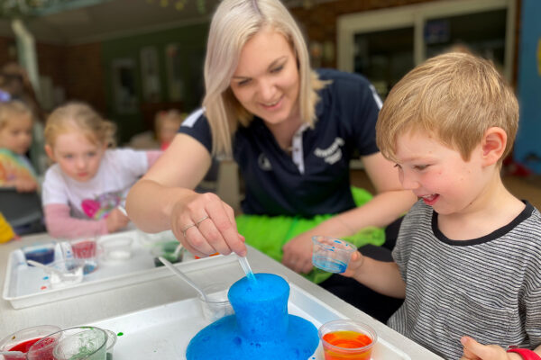 Sutherland Shire Council Children's Services - Family Daycare