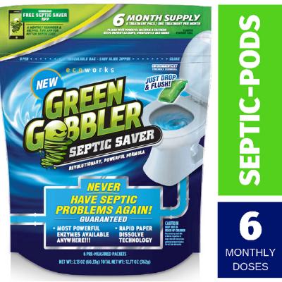 Eco Green Solutions - Green Gobbler product range