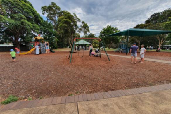 Old School Park Gymea