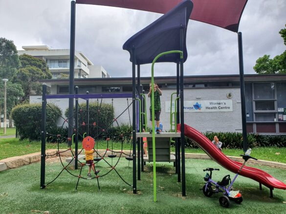 Gymea Village Kids Playground