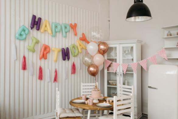 happy birthday decorations