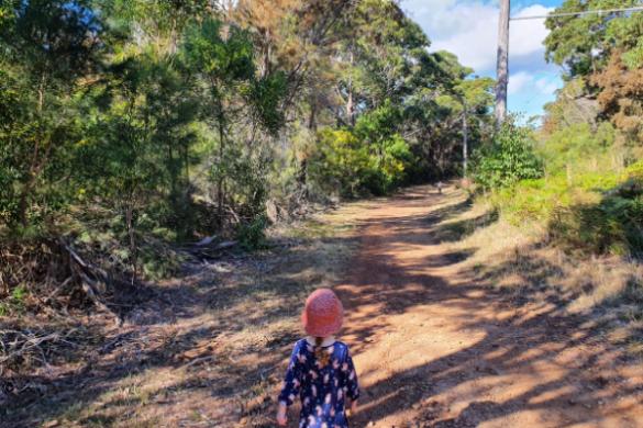 Rawson Parade Trail