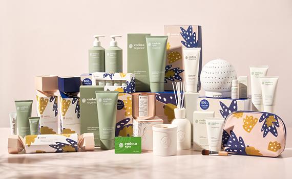 Endota Spa gift range